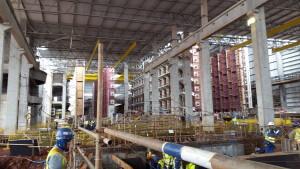 Secagem de celulose Klabin PUMA Projeto: Novo Tempo Engenharia Obra: A.Yoshii Engenharia Processo: Valmet