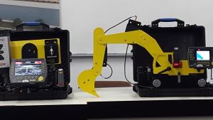 material promocional mostrando alguns dos sistemas autônomos