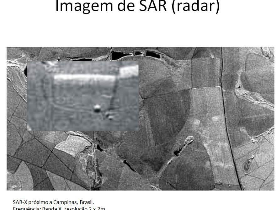 Levantamento com Radar (SAR)